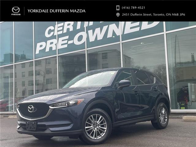 2018 Mazda CX-5 GS (Stk: P2444) in Toronto - Image 1 of 25