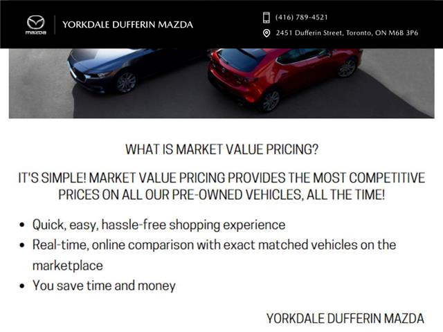 Used 2018 Mazda Mazda3 GS GS at SUNROOF / LOW KMS! - Toronto - Yorkdale Dufferin Mazda