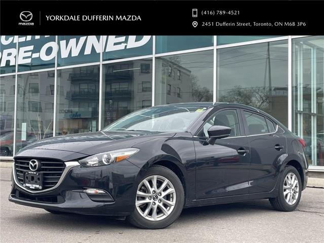 2018 Mazda Mazda3 GS (Stk: P2495) in Toronto - Image 1 of 20