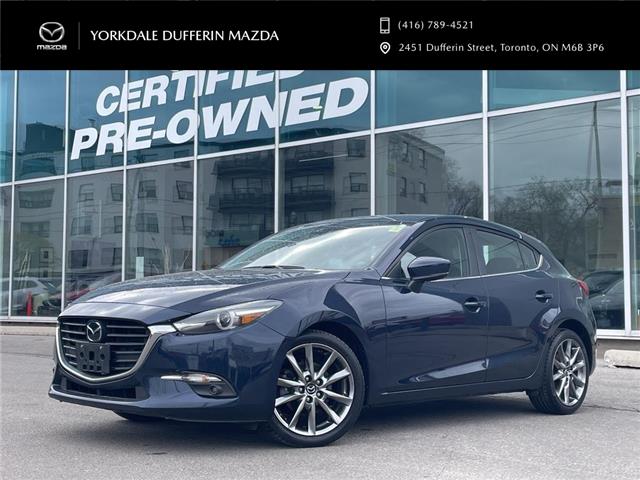 2018 Mazda Mazda3 GT (Stk: 21586A) in Toronto - Image 1 of 25