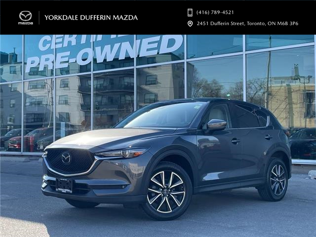 2017 Mazda CX-5 GT (Stk: P2469) in Toronto - Image 1 of 25