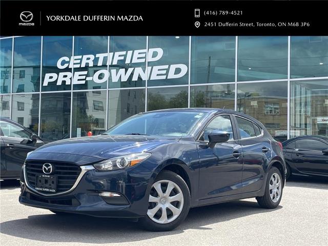 2018 Mazda Mazda3 Sport GX (Stk: P2504) in Toronto - Image 1 of 23
