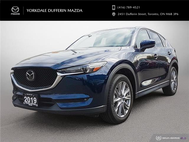 2019 Mazda CX-5 GT (Stk: P2484) in Toronto - Image 1 of 22