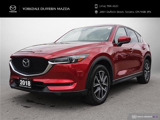 2018 Mazda CX-5 GT (Stk: P2534) in Toronto - Image 1 of 22