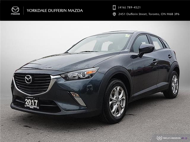 2017 Mazda CX-3 GS (Stk: P2435) in Toronto - Image 1 of 22