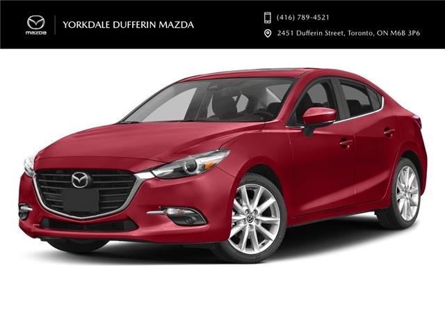2017 Mazda Mazda3 GT (Stk: P2545) in Toronto - Image 1 of 3