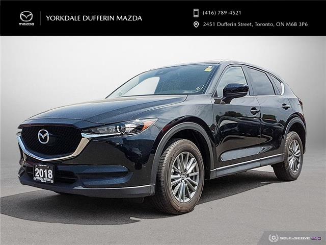 2018 Mazda CX-5 GS (Stk: P2351) in Toronto - Image 1 of 22