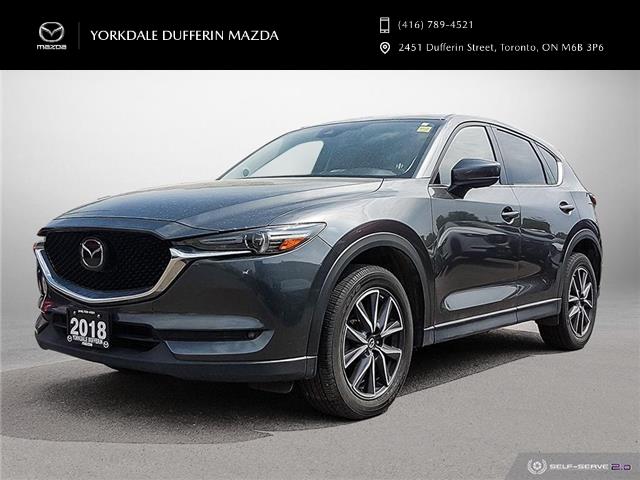 2018 Mazda CX-5 GT (Stk: P2334) in Toronto - Image 1 of 22