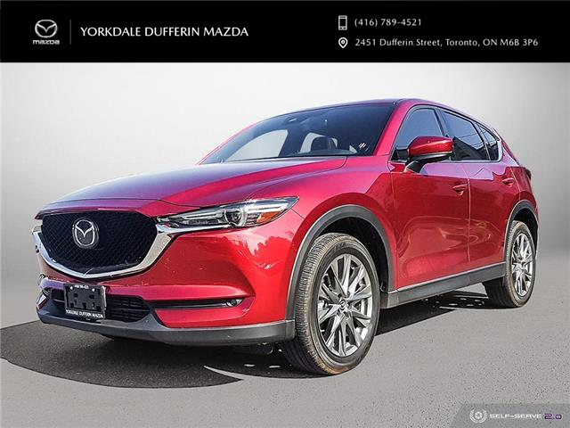 2019 Mazda CX-5 Signature w/Diesel (Stk: 19737) in Toronto - Image 1 of 25