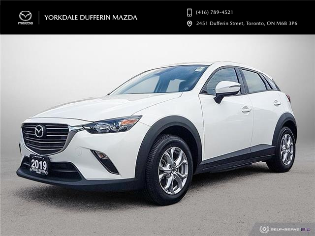 2019 Mazda CX-3 GS (Stk: P2560) in Toronto - Image 1 of 22