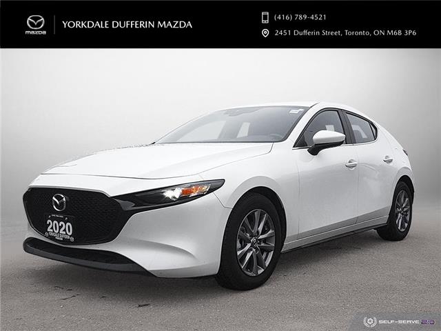 2020 Mazda Mazda3 Sport GX (Stk: P2570) in Toronto - Image 1 of 22