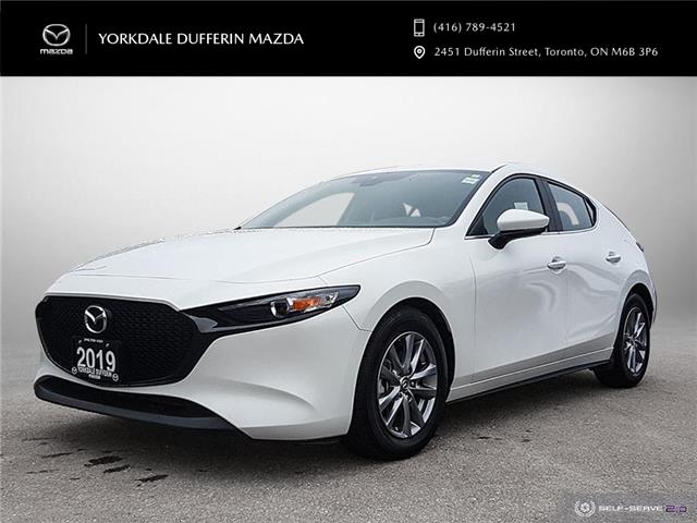 2019 Mazda Mazda3 Sport GX (Stk: P2564) in Toronto - Image 1 of 22