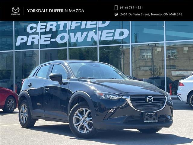 2019 Mazda CX-3 GS (Stk: P2578) in Toronto - Image 1 of 18