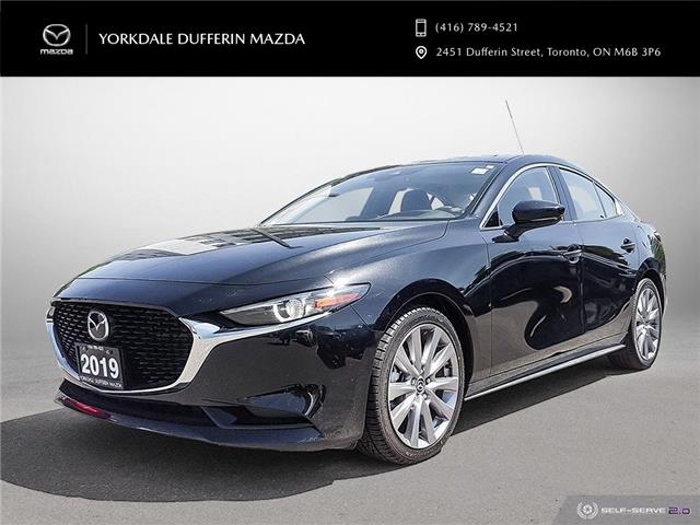 2019 Mazda Mazda3 GT (Stk: P2572) in Toronto - Image 1 of 22