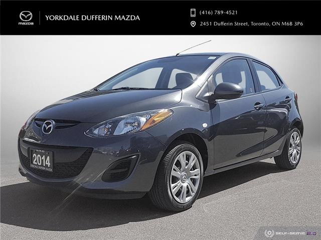 2014 Mazda Mazda2 GX (Stk: 211033A) in Toronto - Image 1 of 22