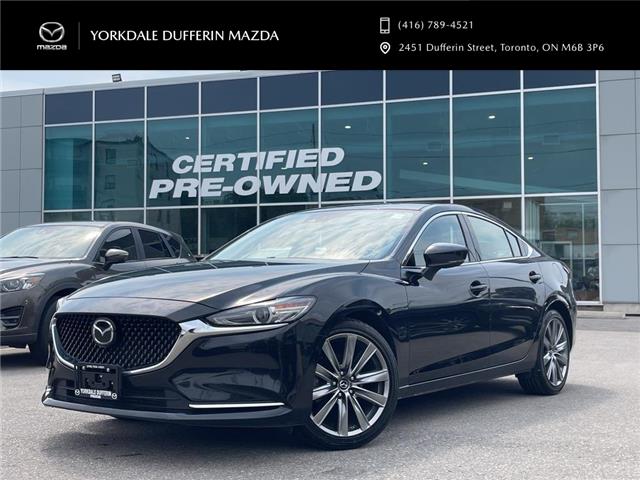 2018 Mazda MAZDA6 GT (Stk: P2626) in Toronto - Image 1 of 24