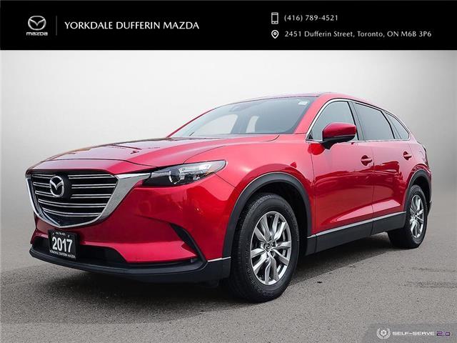 2017 Mazda CX-9 GS-L (Stk: P2580) in Toronto - Image 1 of 22