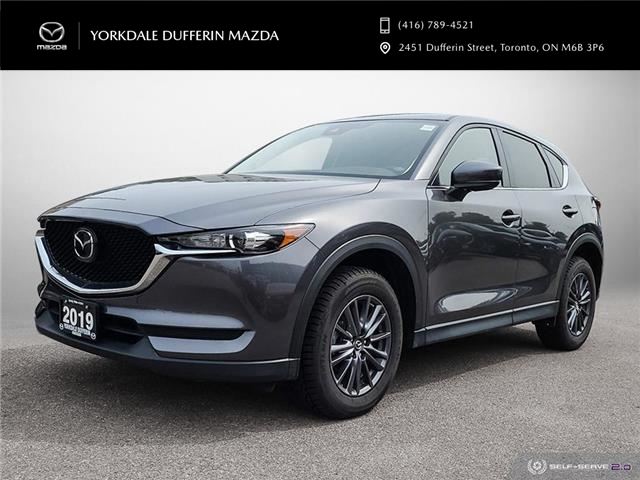 2019 Mazda CX-5 GS (Stk: P2583) in Toronto - Image 1 of 22