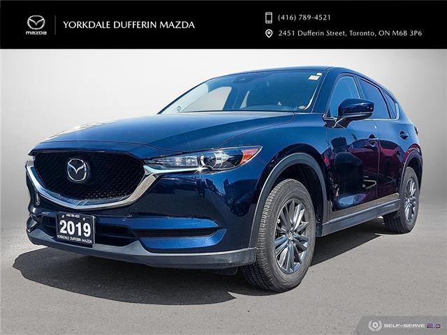 2019 Mazda CX-5 GS (Stk: P2632) in Toronto - Image 1 of 19
