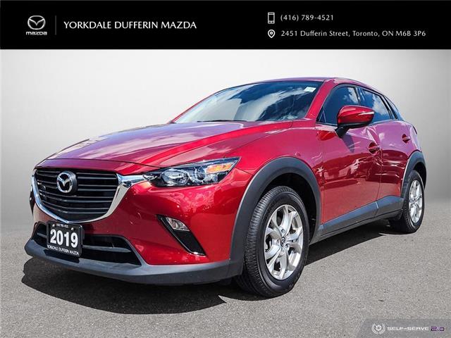 2019 Mazda CX-3 GS (Stk: P2592) in Toronto - Image 1 of 22