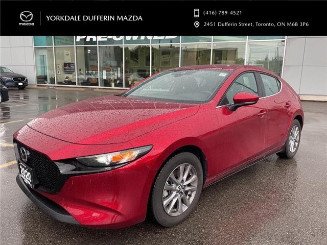 2020 Mazda Mazda3 Sport GS (Stk: 211203A) in Toronto - Image 1 of 19