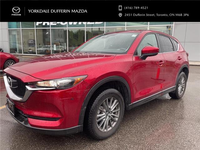 2018 Mazda CX-5 GS (Stk: P2637) in Toronto - Image 1 of 18