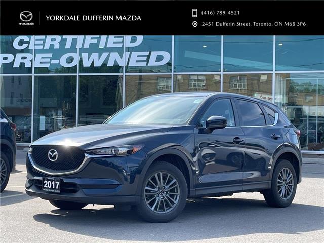 2017 Mazda CX-5 GX (Stk: P2666) in Toronto - Image 1 of 18