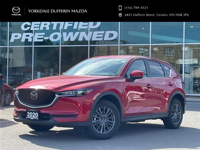 2020 Mazda CX-5 GS (Stk: P2669) in Toronto - Image 1 of 23