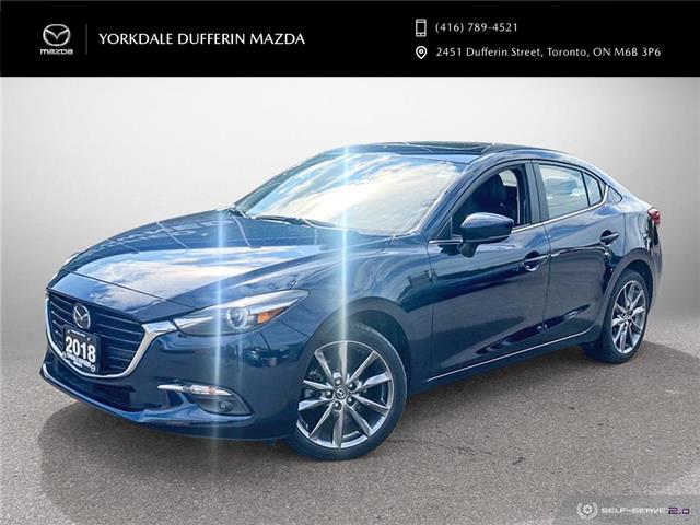 2018 Mazda Mazda3 GT (Stk: 21735A) in Toronto - Image 1 of 22