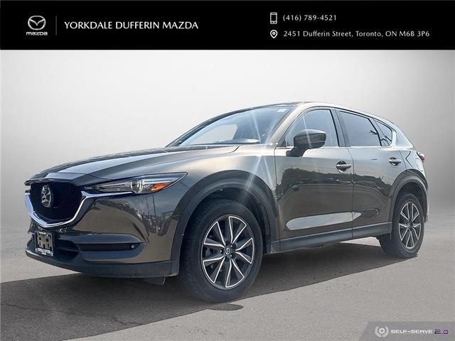 2018 Mazda CX-5 GT (Stk: P2703) in Toronto - Image 1 of 23