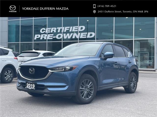 2019 Mazda CX-5 GS (Stk: P2735) in Toronto - Image 1 of 17