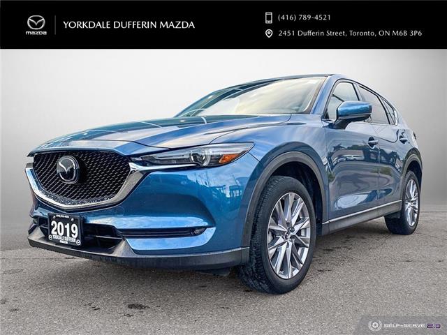 2019 Mazda CX-5 GT (Stk: 211195A) in Toronto - Image 1 of 21