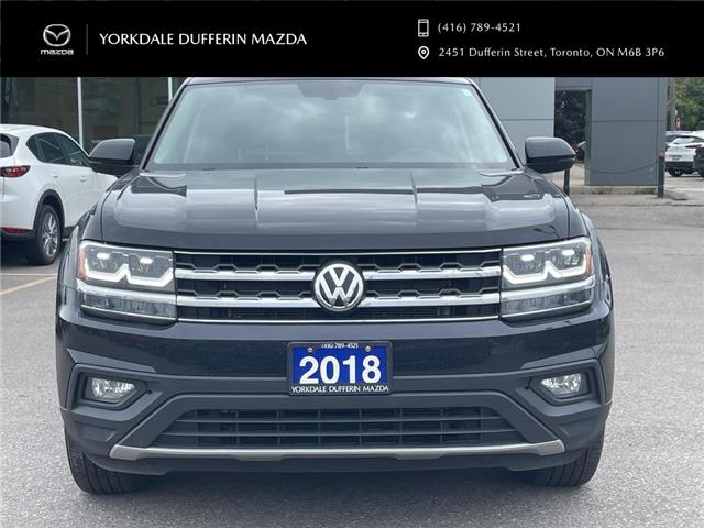 2018 Volkswagen Atlas 3.6 FSI Comfortline (Stk: P2743) in Toronto - Image 1 of 25