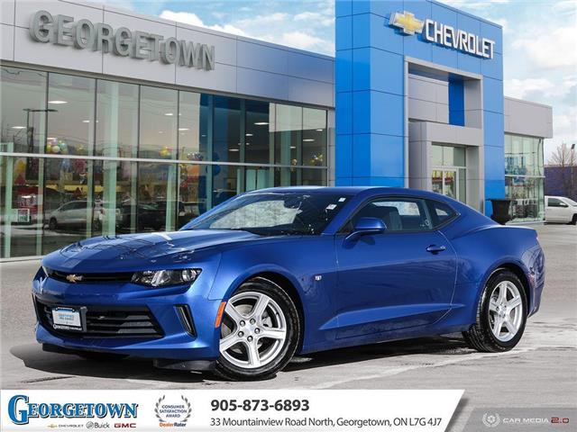 2017 Chevrolet Camaro 1LT (Stk: 33107) in Georgetown - Image 1 of 28