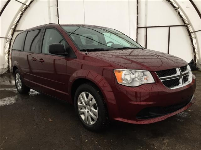 2017 Dodge Grand Caravan CVP/SXT (Stk: R7998A) in Ottawa - Image 1 of 14