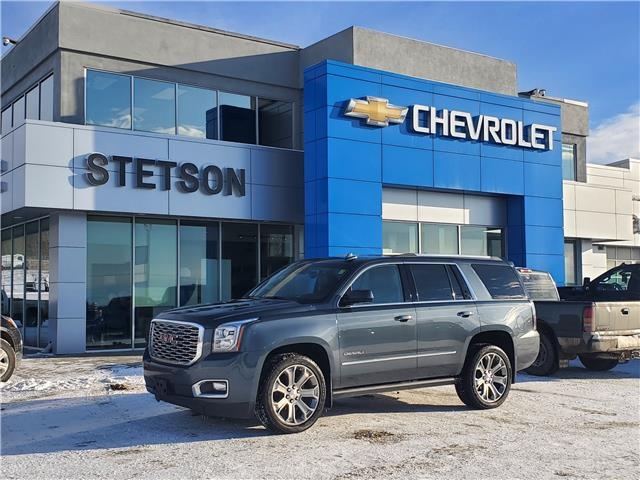 2019 GMC Yukon Denali (Stk: 21-025A) in Drayton Valley - Image 1 of 14