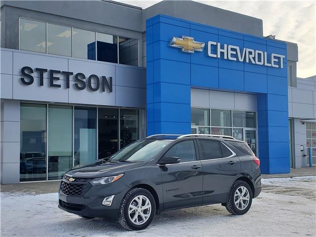 2021 Chevrolet Equinox LT (Stk: 21-043) in Drayton Valley - Image 1 of 14