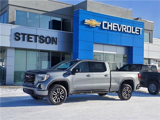 2021 GMC Sierra 1500 AT4 (Stk: 21-142) in Drayton Valley - Image 1 of 14