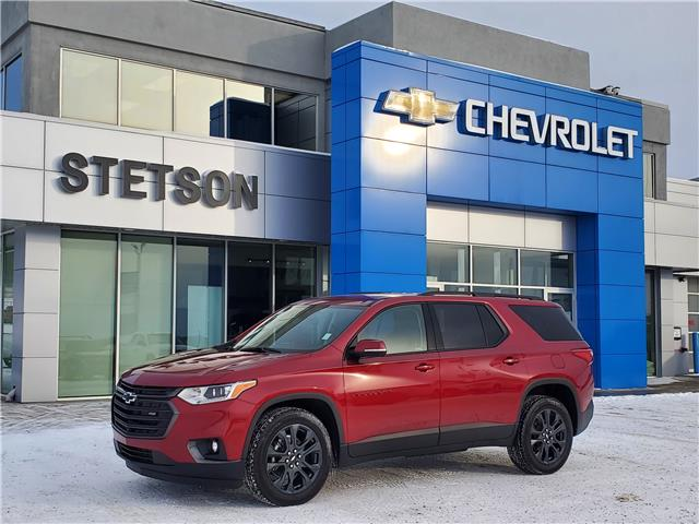 2021 Chevrolet Traverse RS (Stk: 21-150) in Drayton Valley - Image 1 of 18