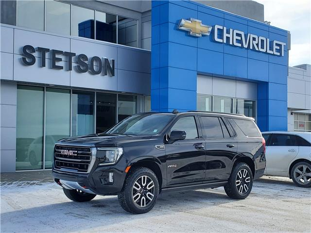 2021 GMC Yukon AT4 (Stk: 21-163) in Drayton Valley - Image 1 of 26