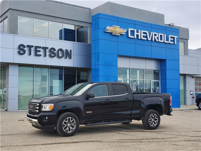2017 GMC Canyon SLE (Stk: P2663) in Drayton Valley - Image 1 of 14