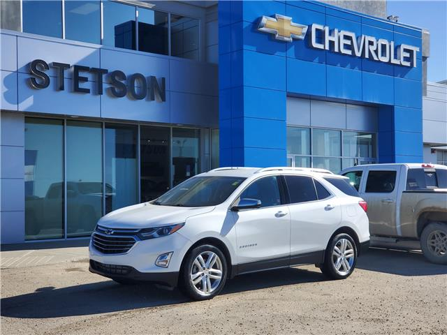 2018 Chevrolet Equinox Premier (Stk: 21-043A) in Drayton Valley - Image 1 of 22