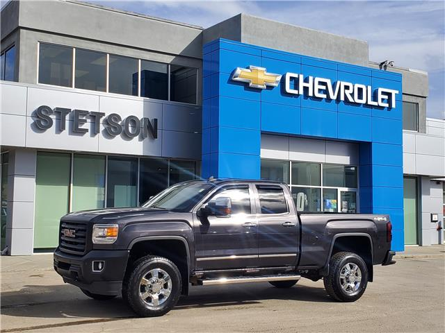 2015 GMC Sierra 2500HD SLT (Stk: P2717) in Drayton Valley - Image 1 of 18