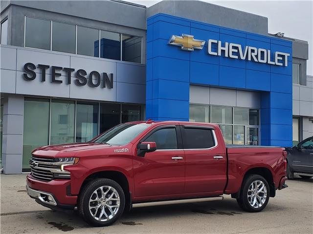 2021 Chevrolet Silverado 1500 High Country (Stk: 21-176) in Drayton Valley - Image 1 of 18