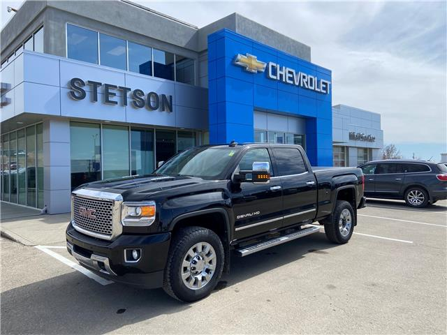 2016 GMC Sierra 2500HD Denali (Stk: 21-219A) in Drayton Valley - Image 1 of 14