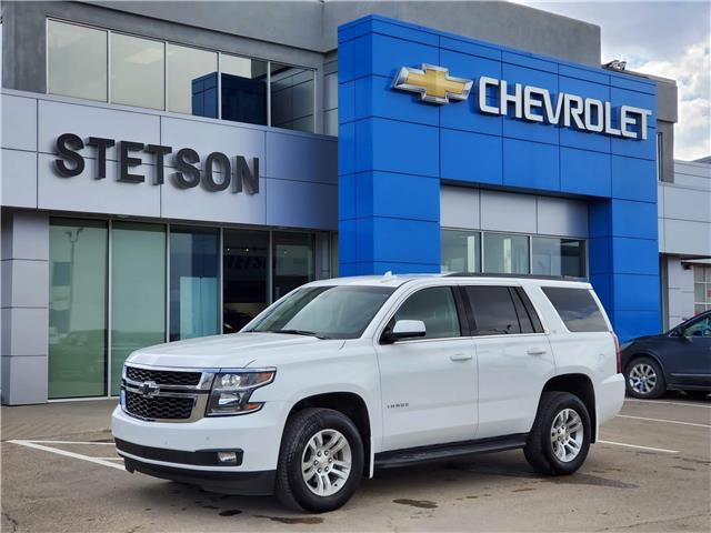 2018 Chevrolet Tahoe LT (Stk: 21-226A) in Drayton Valley - Image 1 of 22
