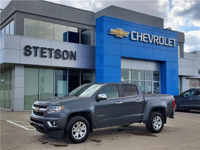 2015 Chevrolet Colorado LT (Stk: 21-219B) in Drayton Valley - Image 1 of 17