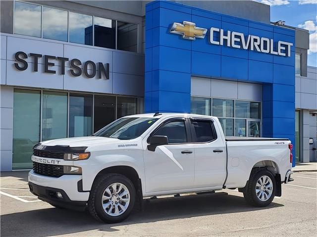 2019 Chevrolet Silverado 1500 Silverado Custom (Stk: 21-034A) in Drayton Valley - Image 1 of 19