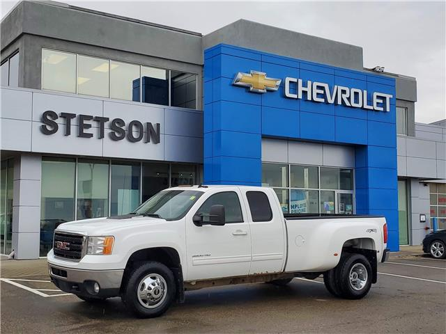 2011 GMC Sierra 3500HD SLT (Stk: P2726) in Drayton Valley - Image 1 of 18