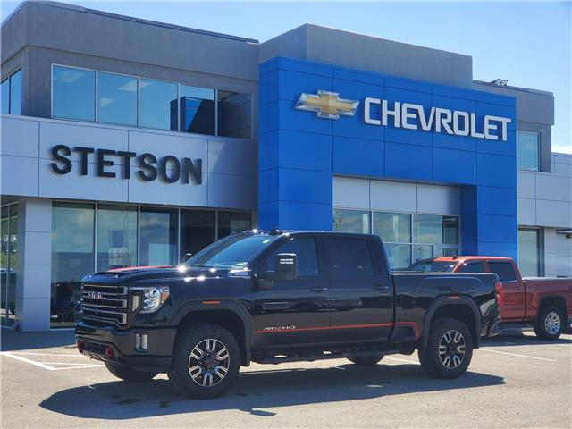 2020 GMC Sierra 3500HD AT4 (Stk: 21-325A) in Drayton Valley - Image 1 of 18